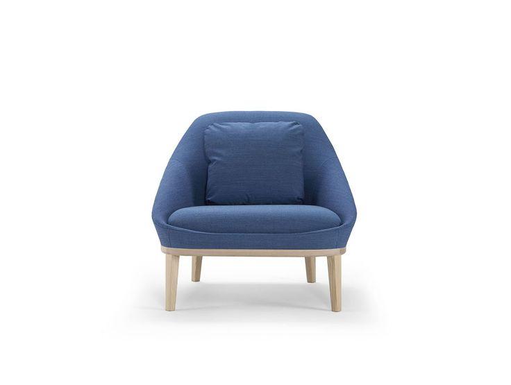EZY WOOD | EASY CHAIR - To purchase these items contact RADform at +1 (416) 955-8282 or info@radform.com #modernfurniture #contemporarydesign #interiordesign #modern #furnituredesign #radform #architecture #luxury #homedecor