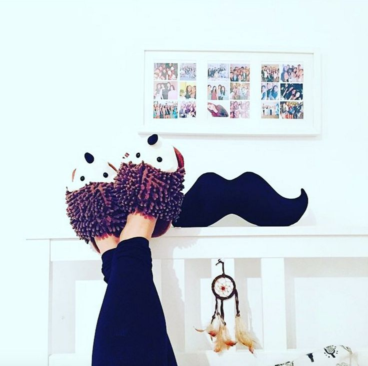 Image credit: @itsnicacri #tigerstores #tigerhome #homedecor #hedgehog #decor #moustache