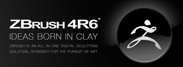ZBrush 4R6 for Windows & Mac 3D Sculpting (Clay Modeling