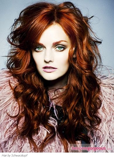 Dark Red Curly Hair | .com/hair/photos/long_hairstyles/fabulous_long_braided_hair ...