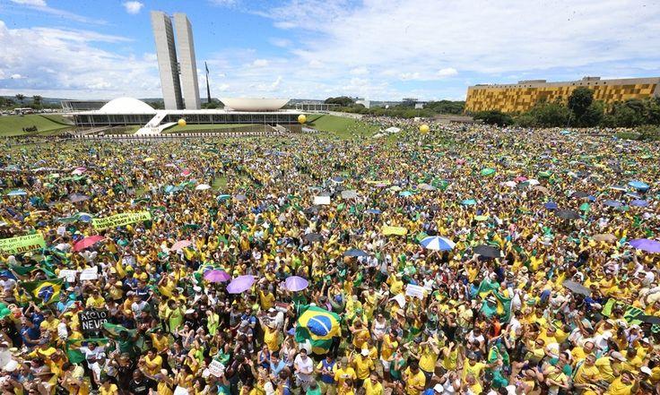 Só há um jeito do Brasil sair da maior crise de sua