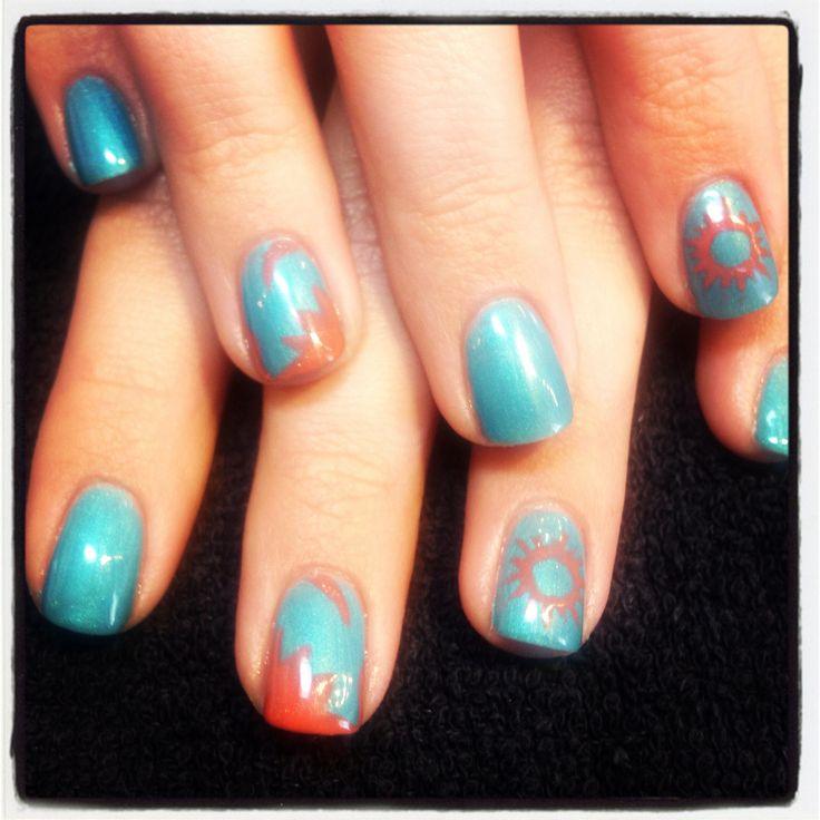 Mejores 212 imágenes de Nail Art en Pinterest | Diseño de uñas ...