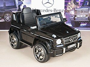 with Truck, Tractor and Auto Supplies: Kids' Electric Mercedes. Officially licensed by Mercedes-Benz, this 12-volt ride-on toy comes with parent remote control. http://www.farmersmarketonline.com/truck.htm