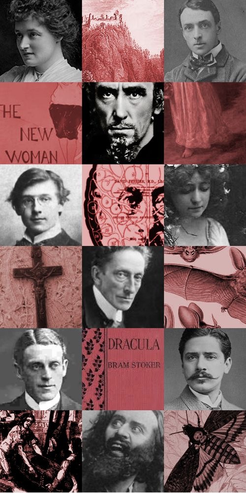 Dracula cast using actors who would have been active in Britain during the mid 1890s {{Winifred Emery as Mina Murray | John Martin-Harvey as Jonathan Harker | Henry Irving as Count Dracula | Edward Gordon Craig as John Seward | Cecilia Loftus as Lucy Westenra | Johnston Forbes-Robertson as Abraham van Helsing | Cyril Maude as Arthur Holmwood | William Terris as Quincey P. Morris | Herbert Beerbohm Tree as R. M. Renfield}}
