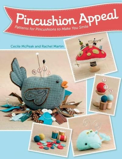 From the creative minds behind Just Another Button Company, this book features unique and irresistible pincushion patterns. Find step-by-step instructions and lots of inspiration at a terrific value.