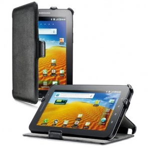 Husa Cellularline VISIONGTABP7500BK Book Eco-Leather pentru Samsung Galaxy Tab 10.1