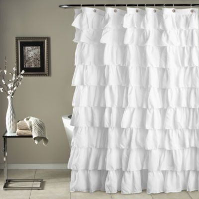 FREE SHIPPING AVAILABLE! Buy Lush Decor Lush Décor Ruffle Shower Curtain at JCPenney.com today and enjoy great savings. Available Online Only!