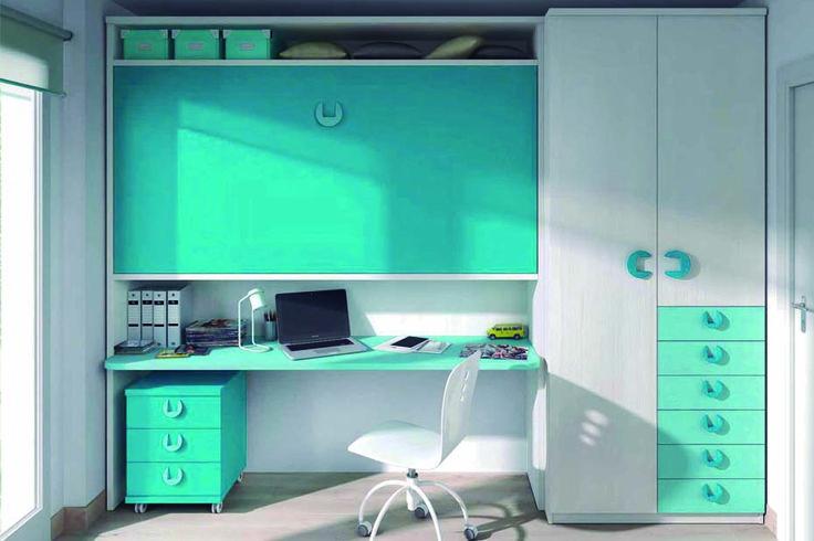 1000 images about camas abatibles con mesa on pinterest - Fabricante camas abatibles ...