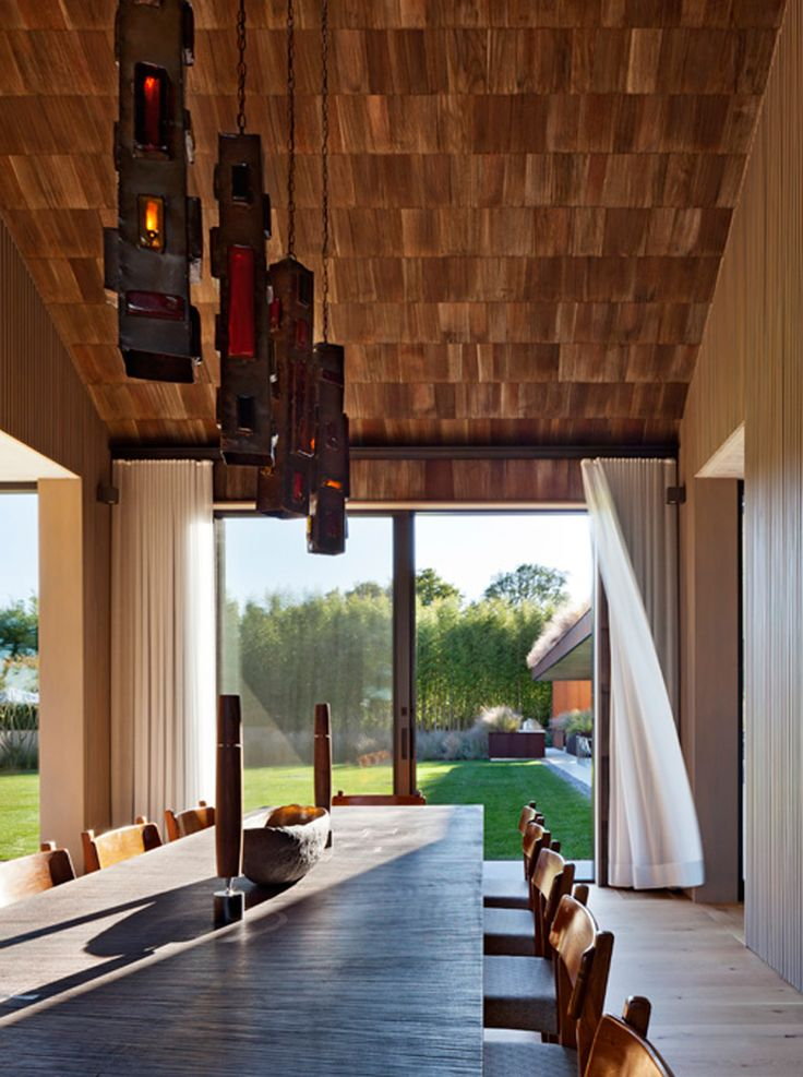 'Piersons Way' Property Family Home, East Hampton, New York, USA – by Bates Masi Architects