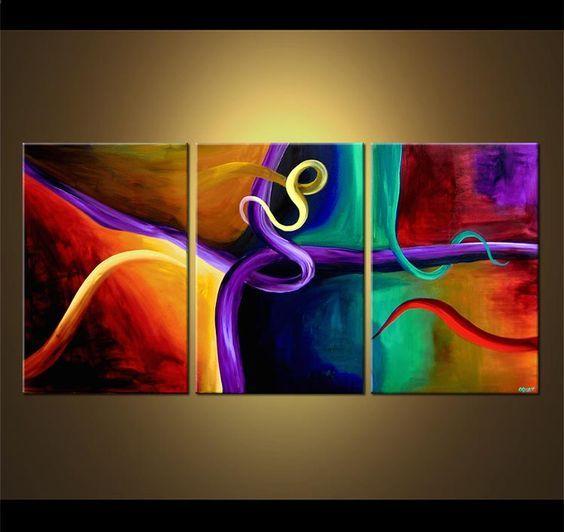 Resultado de imagen para arte abstracto moderno                                                                                                                                                                                 Más