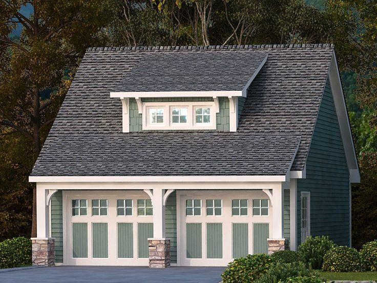 46 best Craftsman Garage Plans images – Craftsman Style Detached Garage Plans