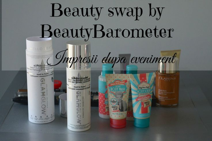 Beauty Swap BeautyBarometer editia 5