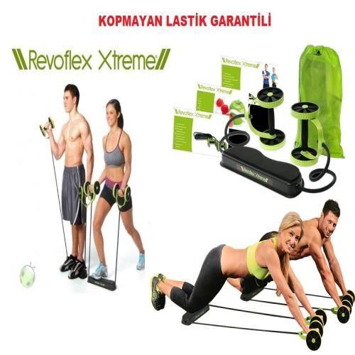 Revoflex Xtreme Egzersiz Aleti - Spor Ürünleri - Durbuldum.com - alet- 22,99 TL