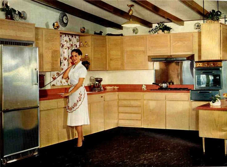1960s Kitchens Classy With 1960s Kitchen Image