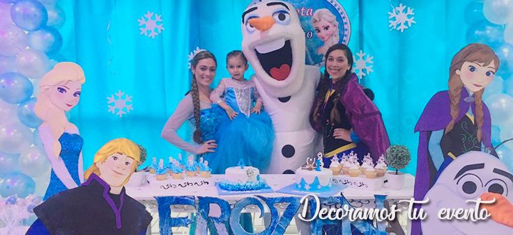 banner fiesta frozen