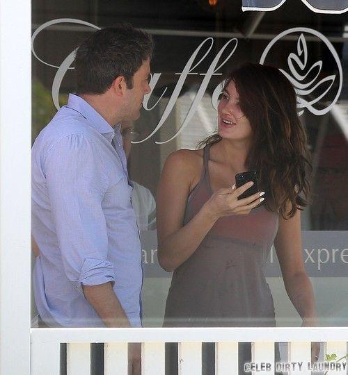 Ben Affleck's Sex Scenes With Jennifer Lopez Look-A-Like Have Jennifer