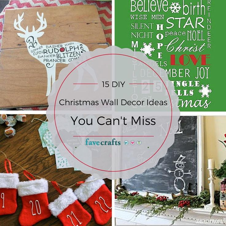 215 best Homemade Christmas Decorations images on Pinterest ...