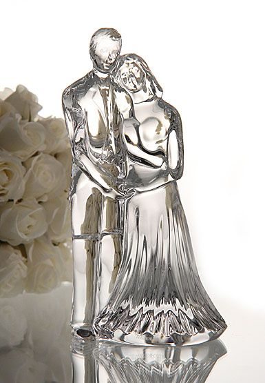 Waterford Cake Toppers For Weddings