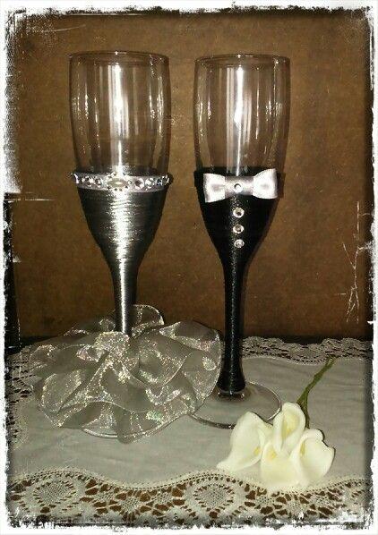 17 mejores ideas sobre bodas de plata en pinterest decoraciones de la boda de plata y boda de - Decoracion de bodas de plata ...