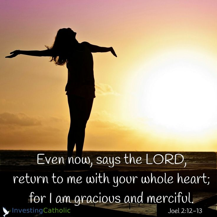 Today's verse before the Gospel, Jesus calls us each day to draw close to him and to receive His Mercy  #Catholic #Jesus #Lent2017 #confession #eucharist #prayer #finance #investing #usccb #sri #esg