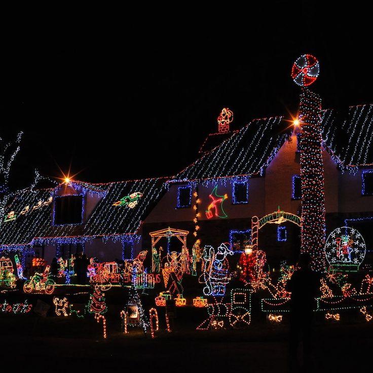 50 Spectacular Home Christmas Lights Displays  sc 1 st  Pinterest & Best 25+ Torrington connecticut ideas on Pinterest | New haven ... azcodes.com