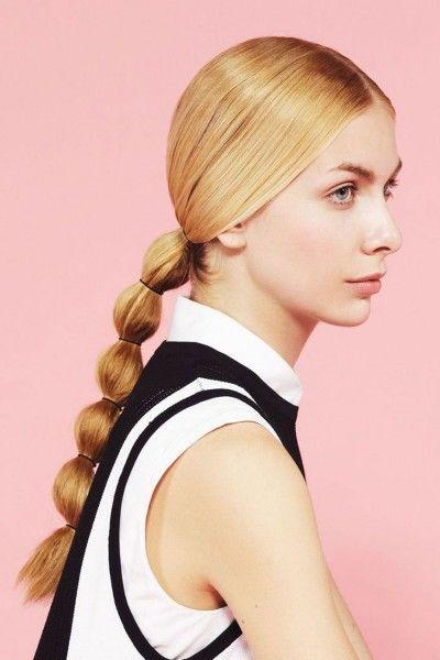 ポップでかわいいぽこぽこヘアスタイル☆一度やってみたいカット・アレンジ・髪型☆