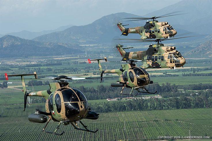 RAZONYFUERZA - Brigada Aviación Ejercito B.A.V.E - Ejército de Chile