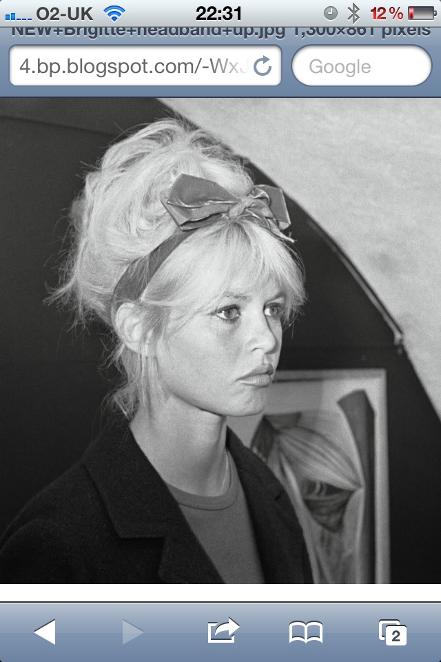 Brigitte Bardot fringe frenzy! Gimme!   Hair inspo   Pinterest