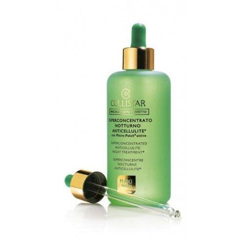 Collistar Super Concentrated Anticellulite Night Treatment 200ml - Collistar parfum Dames - ParfumCenter.nl