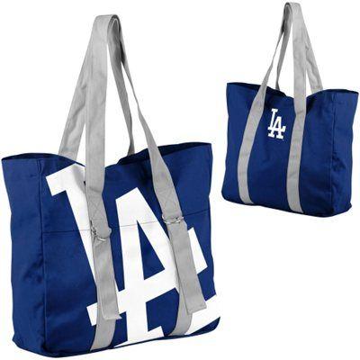 L.A. Dodgers Ladies Big Logo Tote