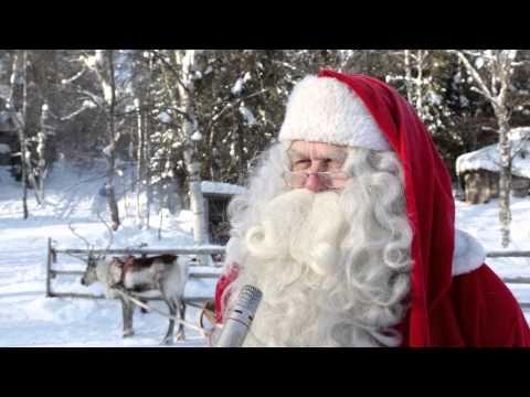 Joulupukin haastattelu joulun jälkeen