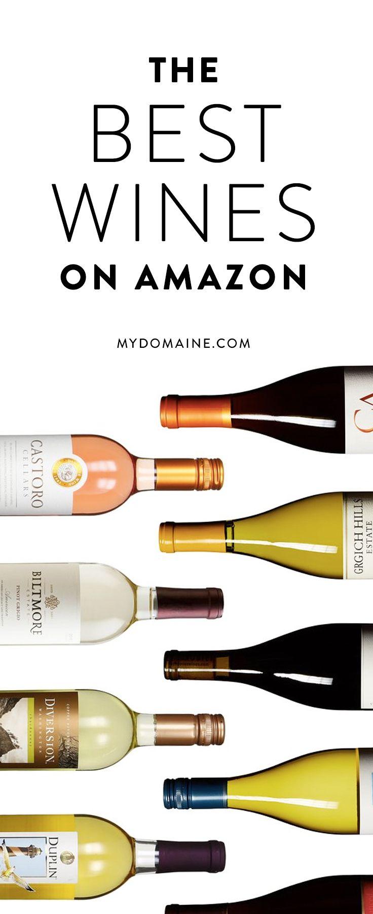We ve found the best wines on amazon