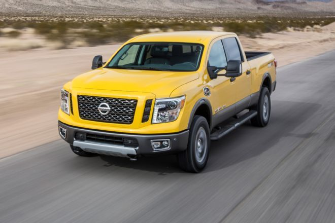 The 2016 Nissan Titan XD will hit the market in December, nearly a year after it was introduced at the North American International Auto Show in Detroit.