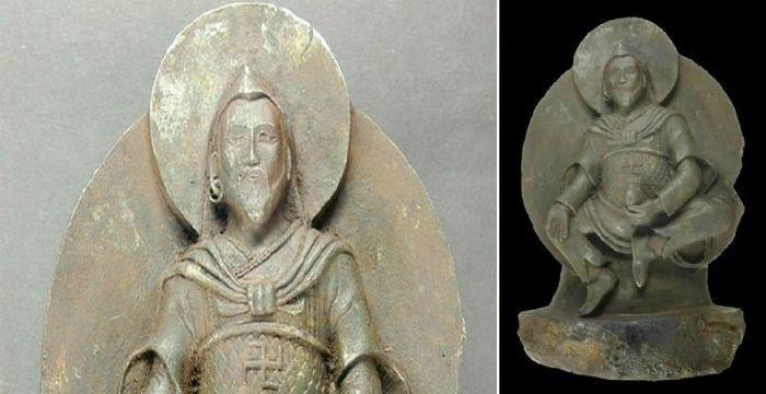 Η ΜΟΝΑΞΙΑ ΤΗΣ ΑΛΗΘΕΙΑΣ: Ο «Σιδερένιος Βούδας» του Θιβέτ: Το πρώτο διαστημι...