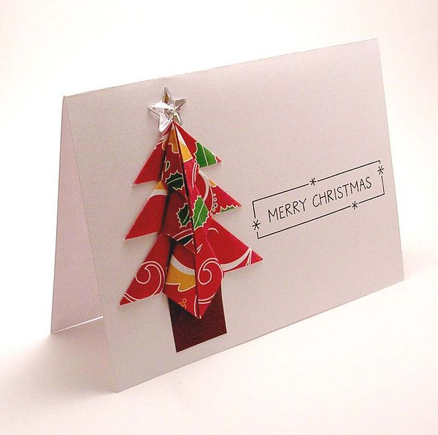 150 best cards with origami/folded elements images on ... - photo#23