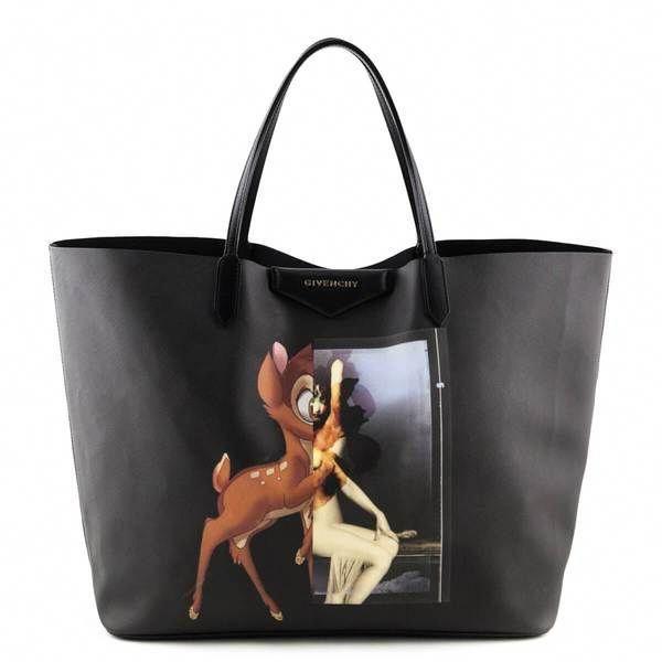 Givenchy Black Coated Canvas Bambi Podium Antigona Tote - LOVE that BAG - Preowned  Authentic Designer Handbags  Designerhandbags 81efaaf103125