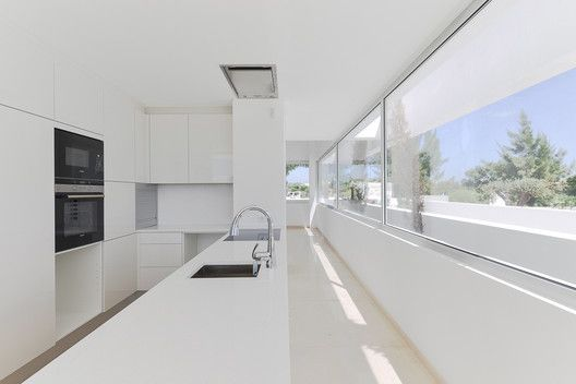 Five Terraces and a Garden,© Ricardo Oliveira Alves