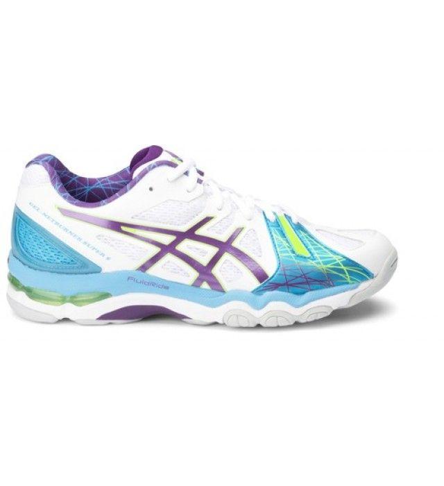ASICS Gel Netburner Super 5 Netball Shoe