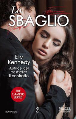Leggere Romanticamente e Fantasy: Recensione LO SBAGLIO di Elle Kennedy