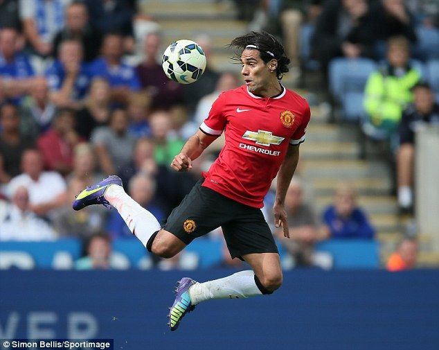 Radamel Falcao performed well on his first start for Manchester United but the team were embarrassed as Leicester City fought back from 3-1 down to win 5-3 thanks to some atrocious defending