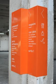 halcyon wayfinding signage - Google Search