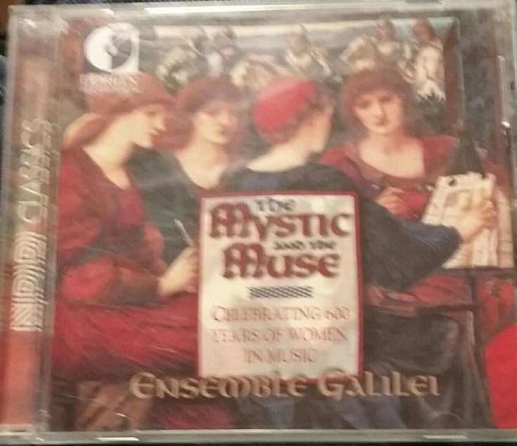 The Mystic and the Muse CD Vintage 1997 Dorian NPR Classics | Music, CDs | eBay!