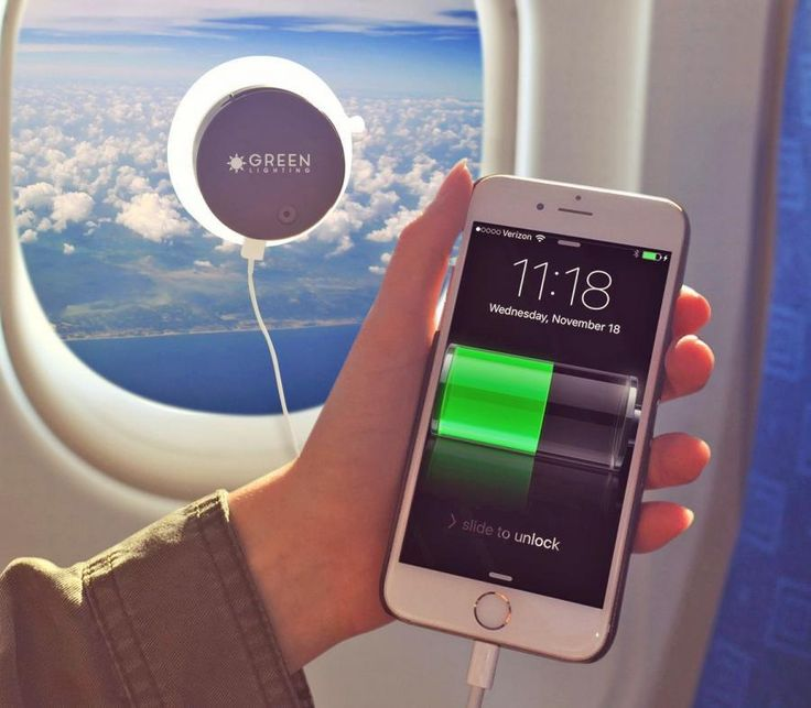 This Solar Phone Charger Attaches To Any Window, Charges Your Phone Via The Sun
