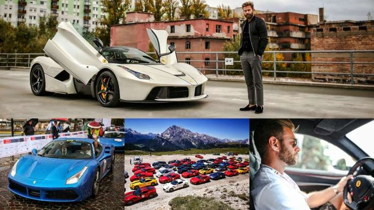 He's a racing driver, an entrepreneur, an Instagram star, and he also happens to have a rather impre... - Josh Cartu