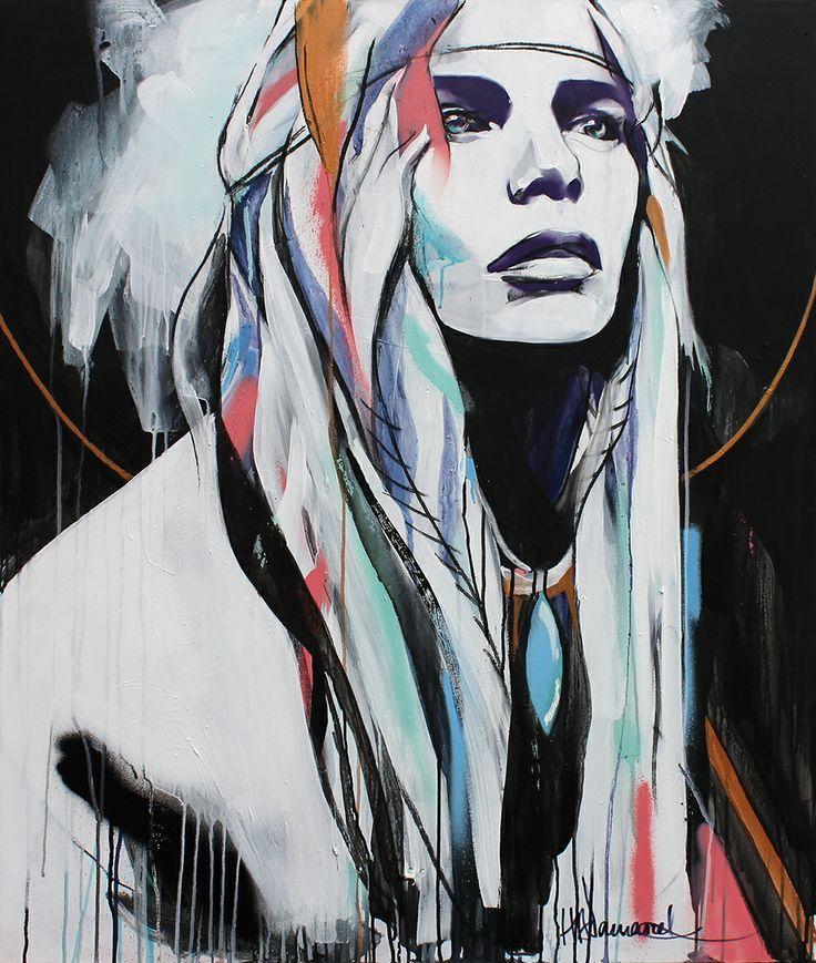 Art by Hannah Adamaszek