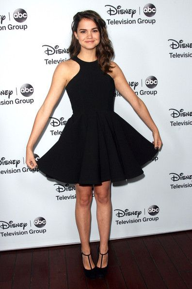 Maia Mitchell attends the Disney ABC Television Group's 2014 winter TCA party held at The Langham Huntington Hotel and Spa on January 17, 2014 in Pasadena, California.