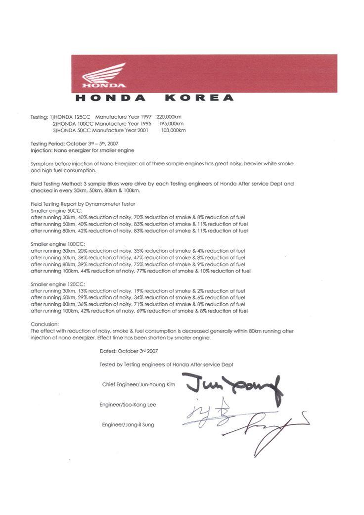 #Honda - #NanoEnergizer Australia