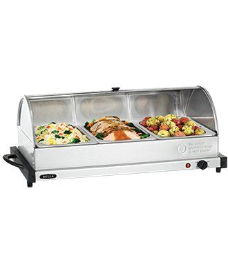 Stainless Steel Buffet Server And Trays On Pinterest
