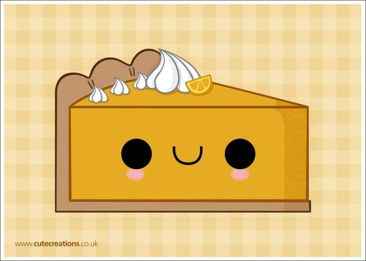 COMMISSION: Lemon Meringue Pie by Cute-Creations on DeviantArt