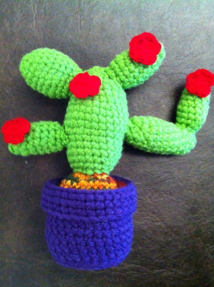 Patron Cactus Amigurumi Tejiendo Peru : 1000+ images about M.I.Amigurumis on Pinterest
